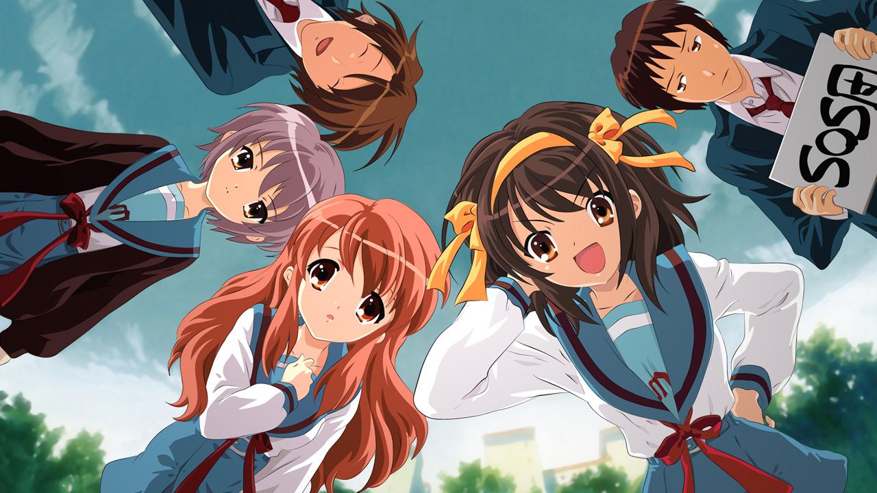 Image result for haruhi suzumiya