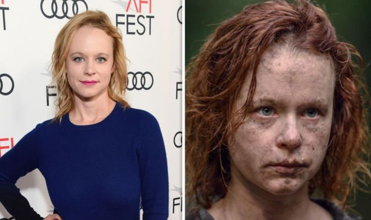 Walking Dead Gamma Actress Who Plays Gamma Who Is Thora