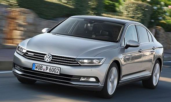 Why Volkswagen Passat Is Europe S Car Of The Year Express Co Uk