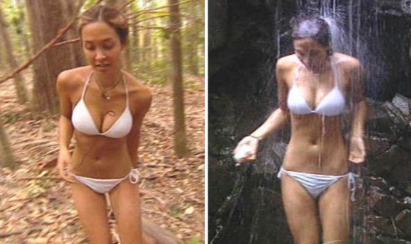 Myleene Klass reveals she owes career to bikini she wore during I m ... dee6f2954