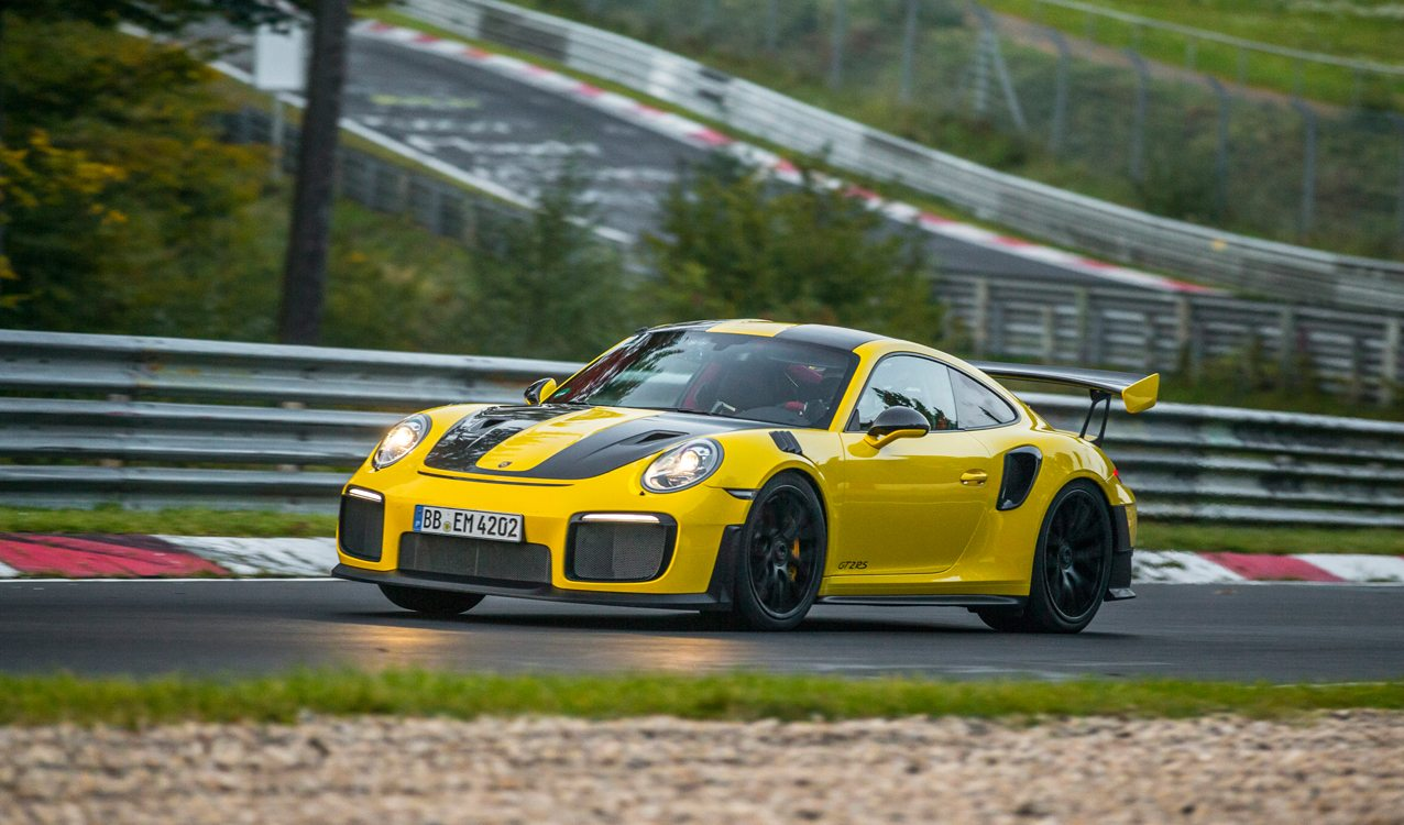2018 Porsche 911 Gt2 Rs Specs Price Photos Review