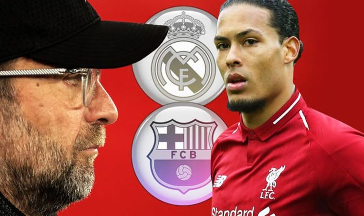 4005c081c59 Liverpool told to EXPECT Barcelona and Real Madrid transfer bids this summer