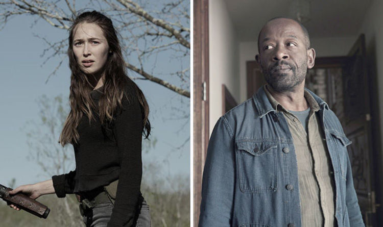 Fear The Walking Dead season 5 release date, cast, trailer