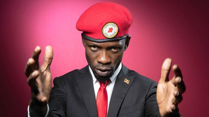 Image result for Bobi Wine