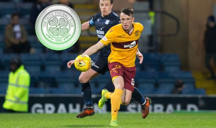 bb041b7b45 Celtic must up David Turnbull offer with Motherwell star unimpressed with  current bid