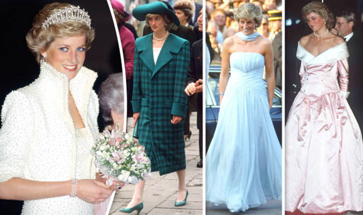 2229851f2d9 Which Princess Diana dresses are on show at the Kensington Palace  exhibition