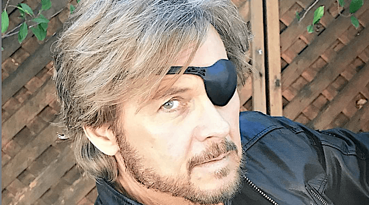 Days Of Our Lives Spoilers Stephen Nichols Shares Behind The Scenes Clip As Steve Patch Johnson Returns To Salem Daily Soap Dish