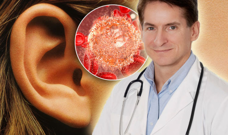 Cancer symptoms: Tinnitus and ringing in ears could be nose