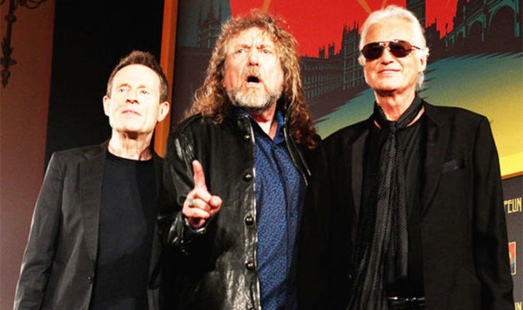 Led zeppelin robert plant speaks on idea of working with jimmy page led zeppelin robert plant speaks on idea of working with jimmy page music entertainment express voltagebd Choice Image