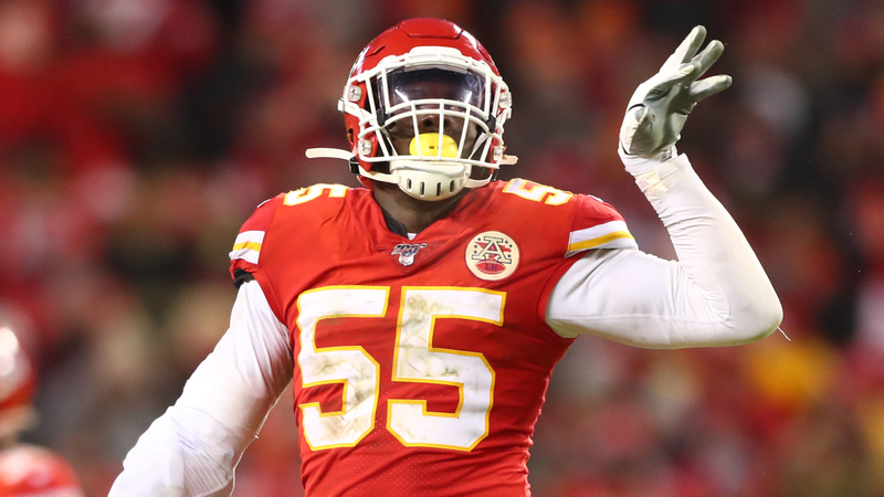 Chiefs' Frank Clark Convinced Titans RB Derrick Henry 'Not Hard To ...