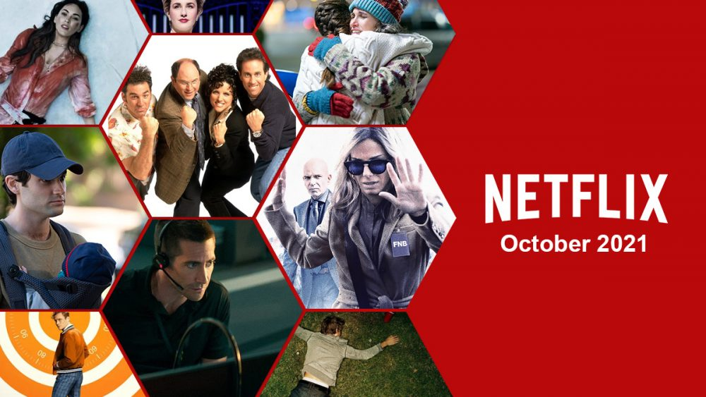 What's Coming to Netflix in October 2021 - What's on Netflix