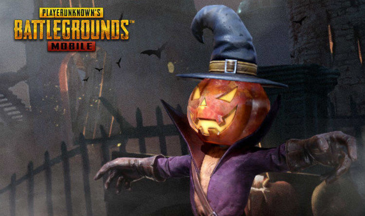 Pubg 0 9 0 Tencent Reveal New Halloween Update And Mobile Patch