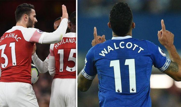 edfd8d070 Arsenal star Sead Kolasinac reveals how squad view Theo Walcott since  joining Everton