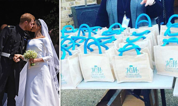 Royal Wedding goodie bags: Community Champions treated to chocolate ...