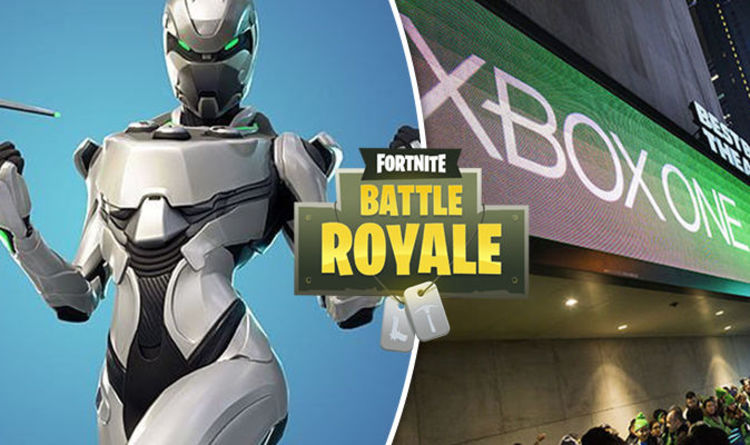 Fortnite Xbox One Eon Skin Release Date Hacivat Shop Update Live