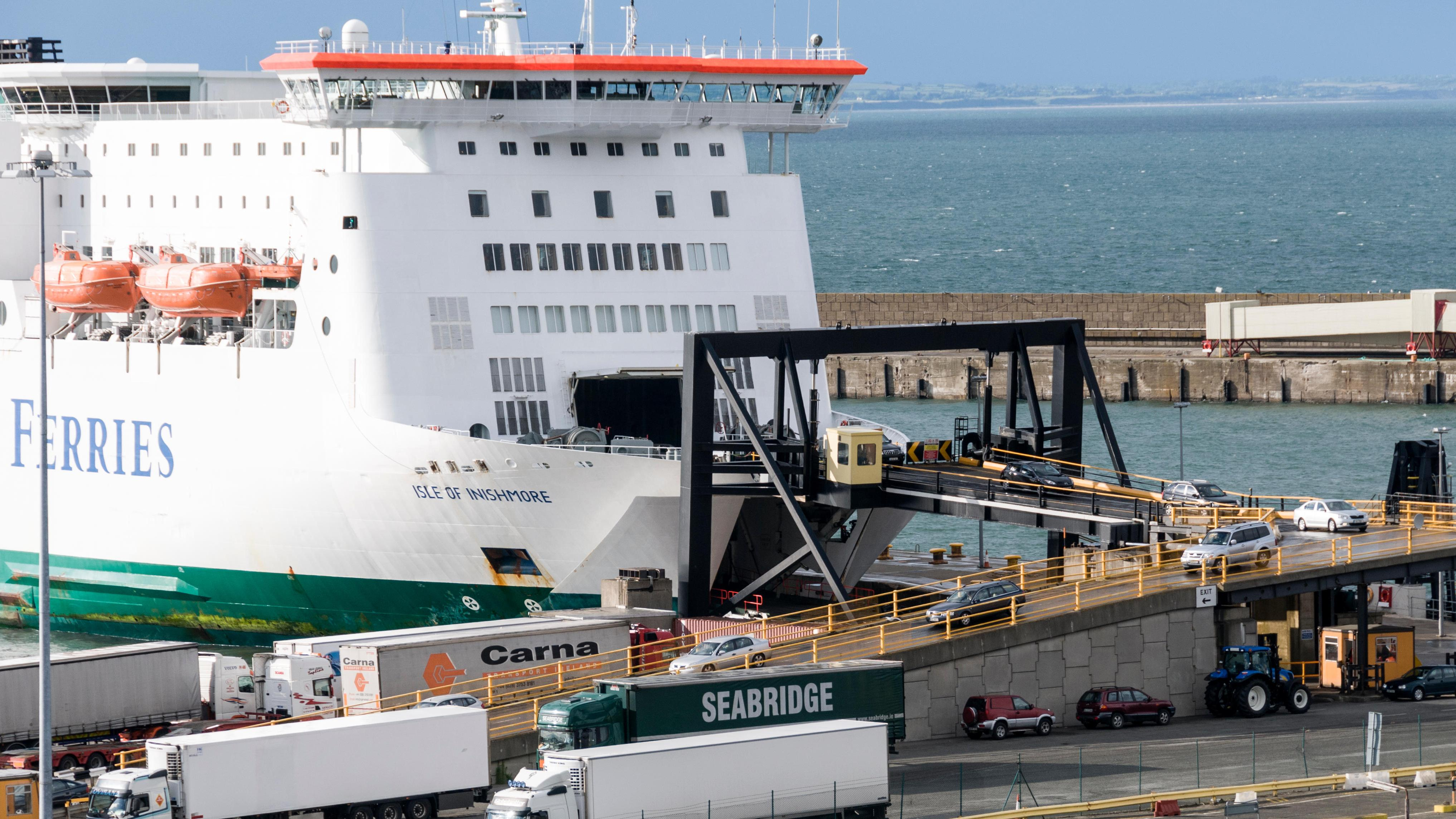 Ross  I ll ask Irish Ferries not to drop Rosslare line  07779f738