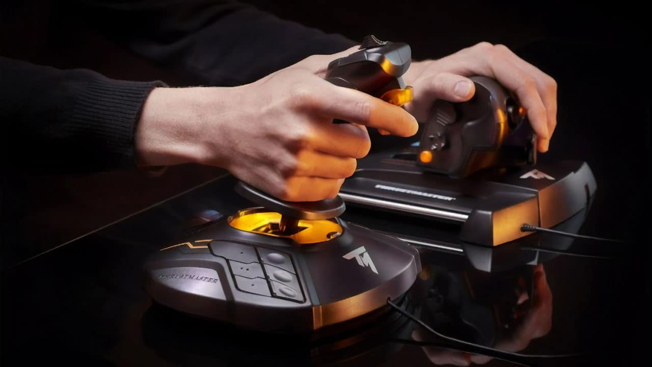 Thrustmaster T16000M FCS Flight Stick (Hardware) Review | CGMagazine