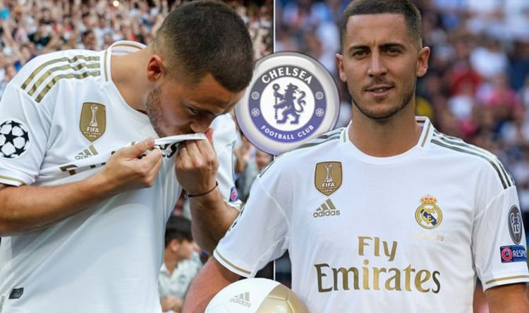 a6a215e49 Chelsea star hints Eden Hazard rejected Premier League sides before Real  Madrid move
