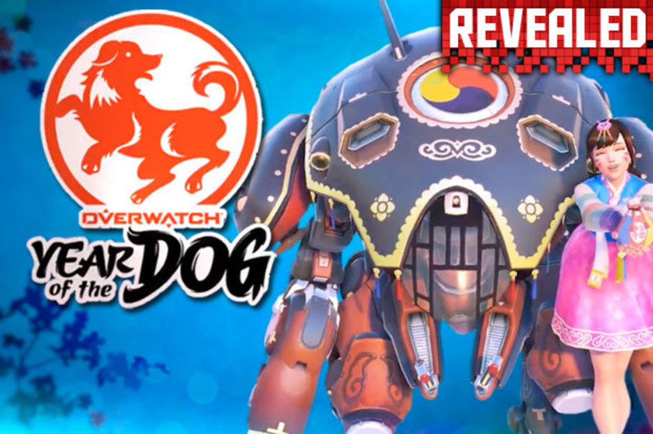 Overwatch Year Of The Dog Countdown Skins Leaks Start Time