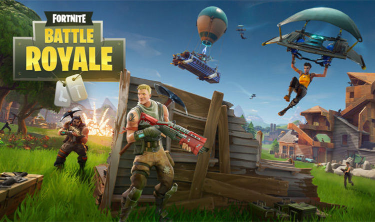 Fortnite Skins Epic Games Update List As Fans Wait On Season 4
