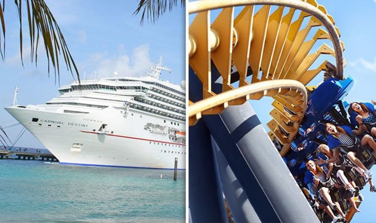 Carnival Cruise Unveils First Onboard Rollercoaster In The World On Mardi Gras Ship Cruise Travel Express Co Uk
