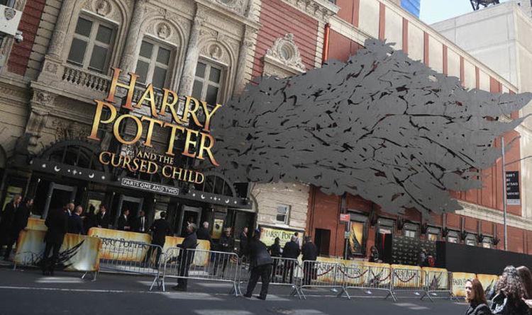 harry potter cursed child movie release date is there a cursed child movie films entertainment expresscouk