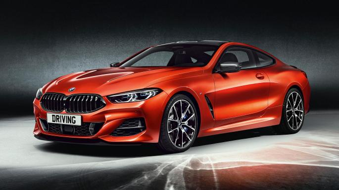 The Clarkson Review Bmw 8 Series Coupé Sunday Times