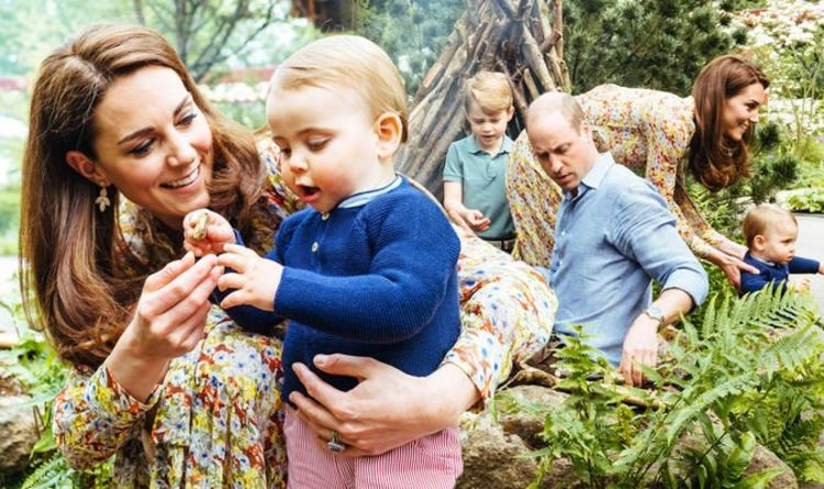 f0773721b3b4cf Kate Middleton: Expert verdict on floral dress from Chelsea Flower Show  pictures | Express.co.uk