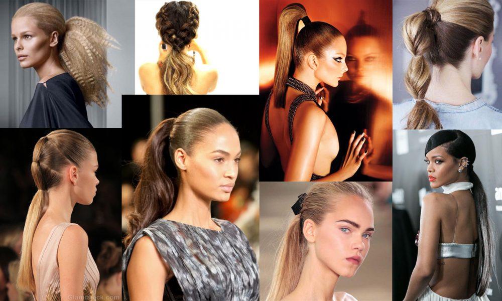Glamorous Ponytail Hairstyles You Can Do Yourself Viva Glam Magazine
