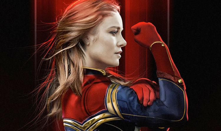 Captain Marvel Trailer Release Date Star Posts Major Teaser Films