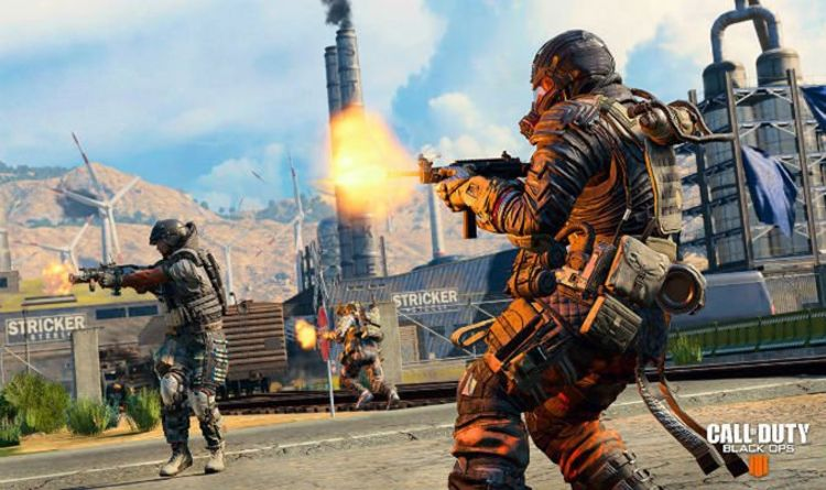 Call of Duty Black Ops 4 update TODAY: Patch notes for PS4