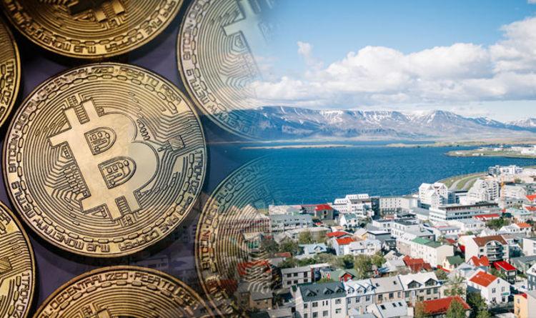 Kết quả hình ảnh cho iceland and bitcoin