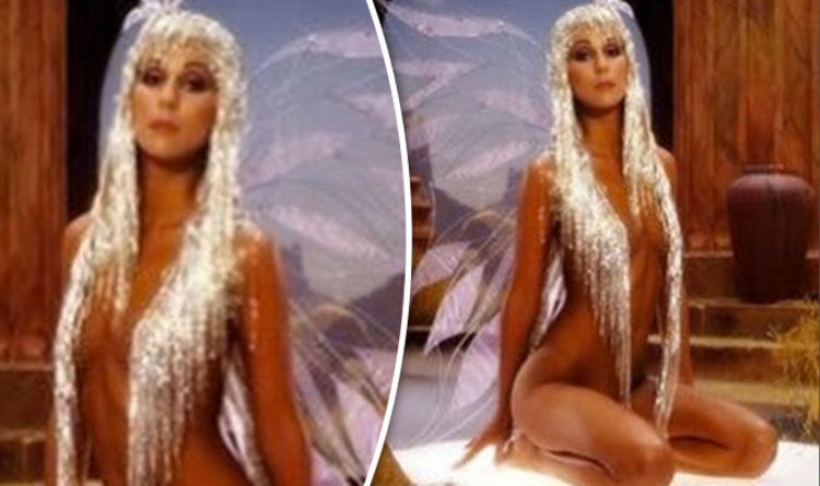 Cher 71 Strips Completely Naked In Sexy Throwback Snaps