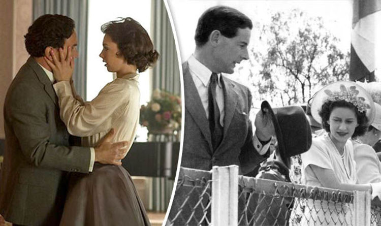 6a9ee80ece The Crown  Did Princess Margaret really have an affair with Group Captain  Peter Townsend