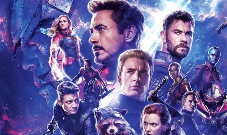 Avengers Endgame SMASHES box o...