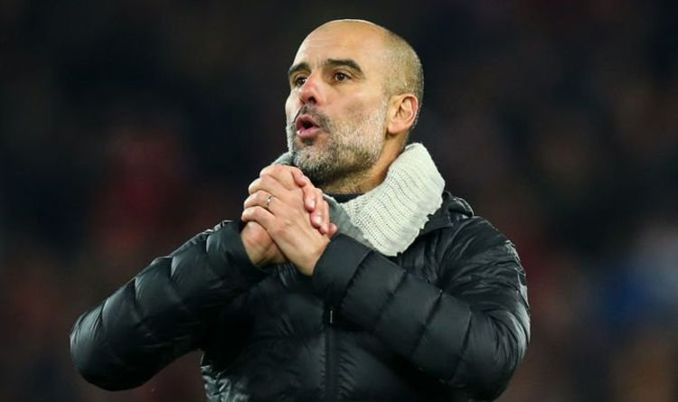 Man City news: Pep Guardiola's agent delivers update over future ...