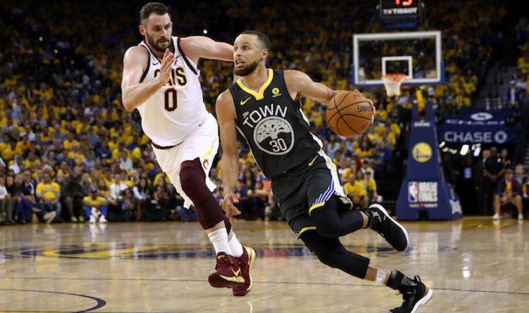NBA Finals  Steph Curry explains THAT crazy three-point shot against Cavs dc9379b49407