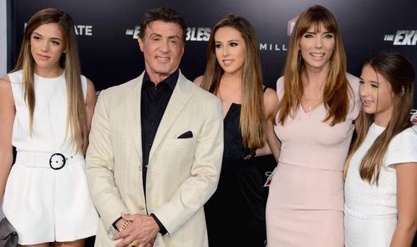 sylvester stallone ends feud with bruce willis celebrity news