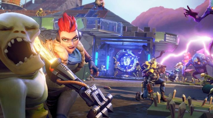 Fortnite Here Is When Save The World Is Going Free To Play Game Rant