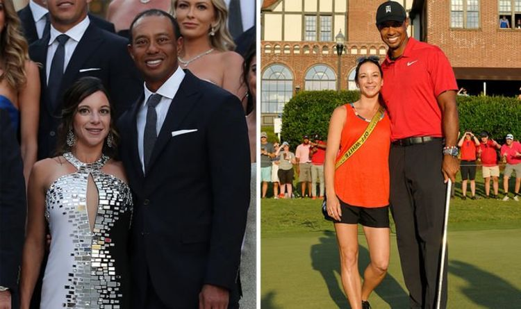 d11bd0ab Tiger Woods girlfriend: The driving force behind Masters 2019 win REVEALED