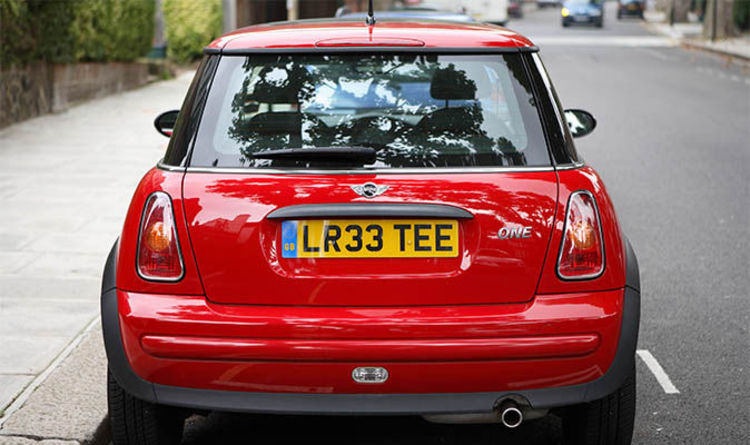 Dating car number plates