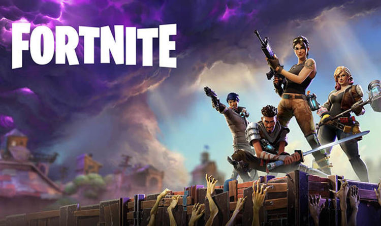 fortnite update when is save the world free epic games gives ps4 xbox one latest gaming entertainment express co uk - fortnite zombie mode free