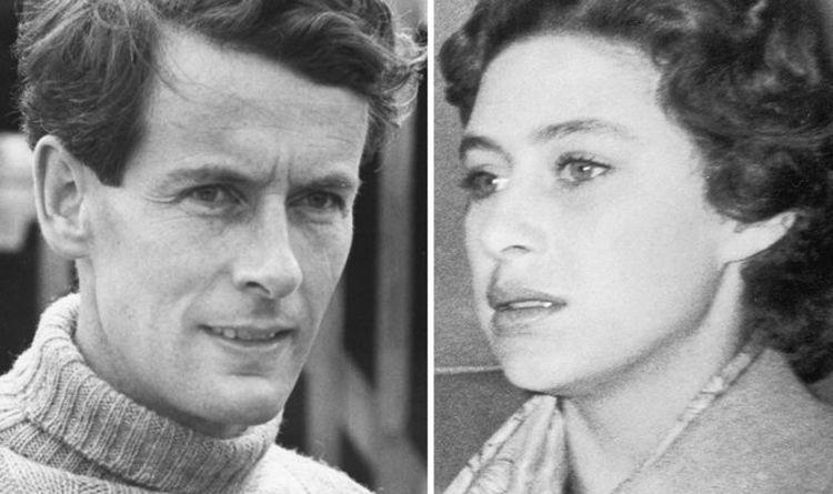 Princess Margaret Unearthed Letter Reveals Peter Townsend Split