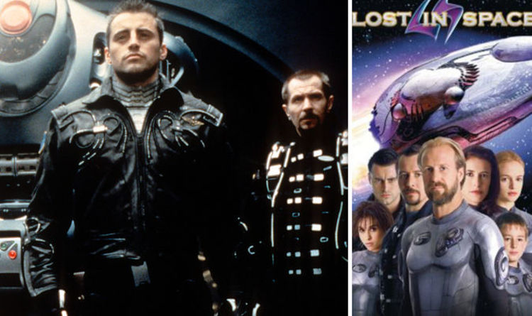 lost in space movie cast who was in the 1998 movie where are they