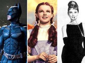 Bale Judy Garland And Audrey Hepburn Have Worn Some Of The Iconic Costumes
