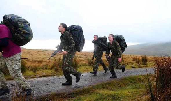 SAS course that has killed a dozen men   UK   News   Express.co.uk