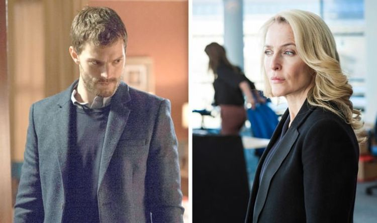 The Fall Netflix cast: Who is in the cast of The Fall? | TV & Radio |  Showbiz & TV | Express.co.uk