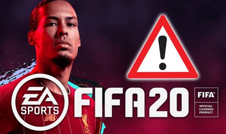 Fifa 20 Update Fut Ultimate Team Fans Put On Alert About Next Totw Gaming Entertainment Express Co Uk