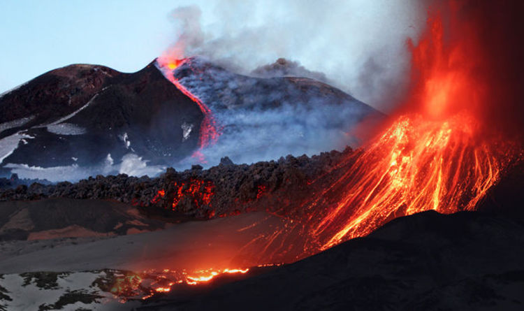 Image result for volcano etna 2018