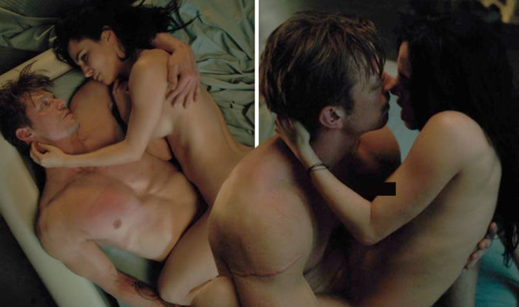 Tamara taylor hot sex nud — photo 3